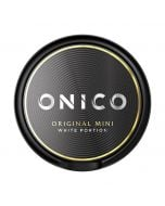 Onico Original White Mini Portion