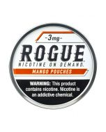 Rogue Mango 3mg, All White Nicotine Pouches