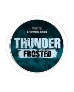 Thunder Frosted White Chew Bags