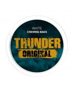 Thunder Original White Chew Bags