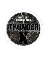 Thunder X White Dry Chew Bags
