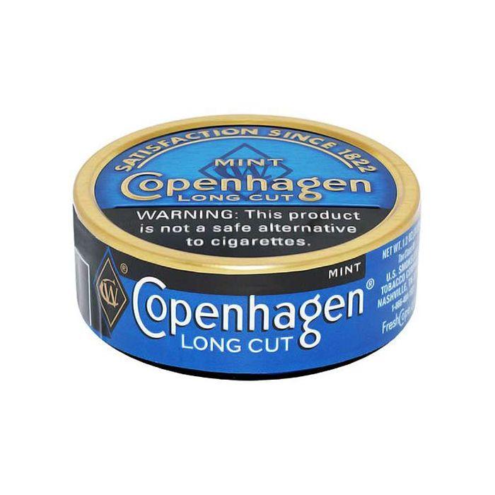 Copenhagen Mint Long Cut