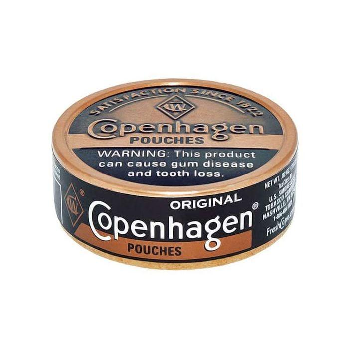 Copenhagen Pouches