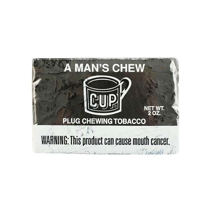 Cup Plug Chewing Tobacco