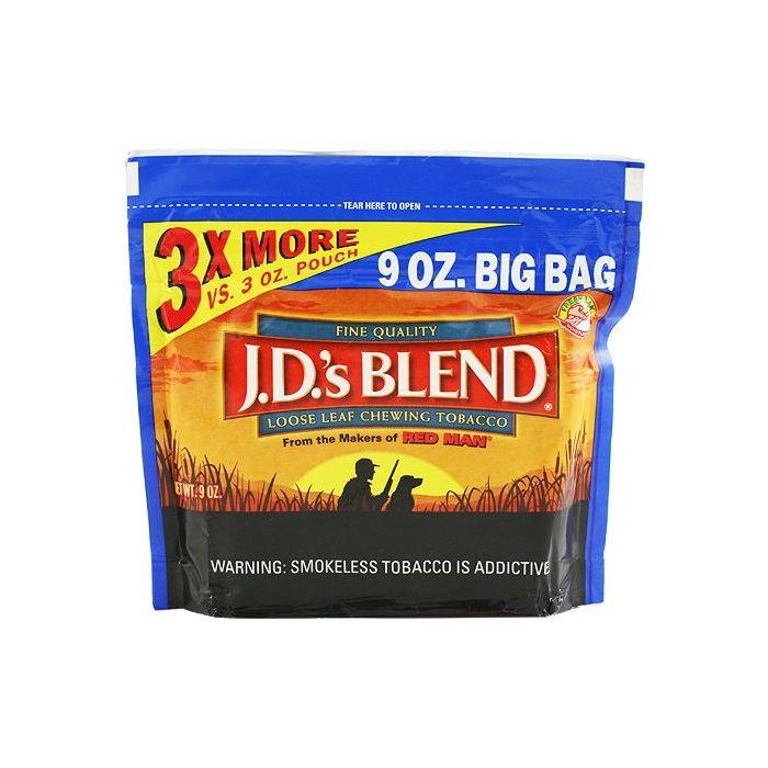 J.D's Blend 9oz Chewing Tobacco