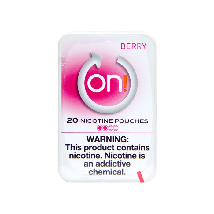 on! Berry 2mg Dry White Mini