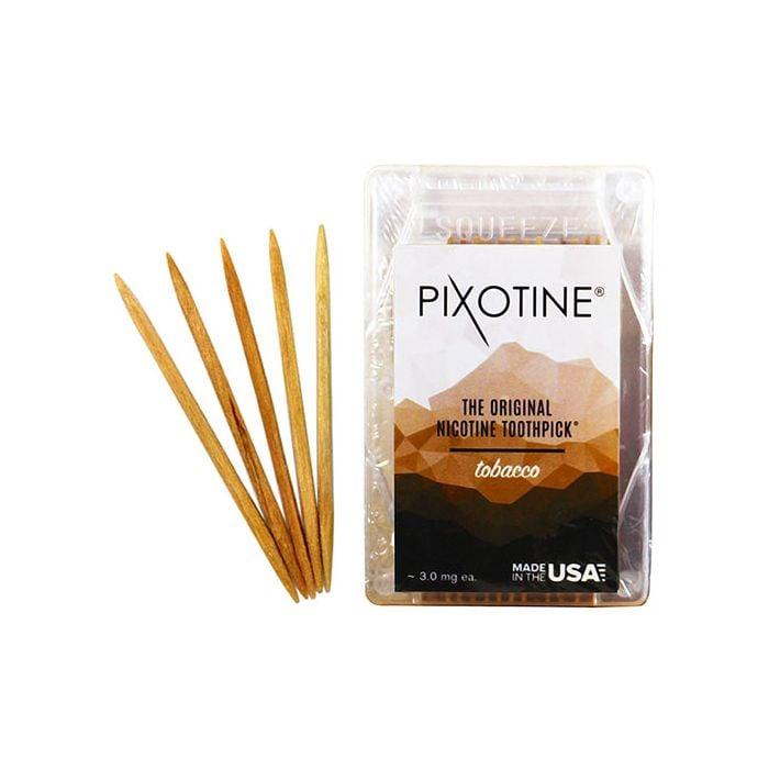 Pixotine Tobacco Nicotine Toothpicks