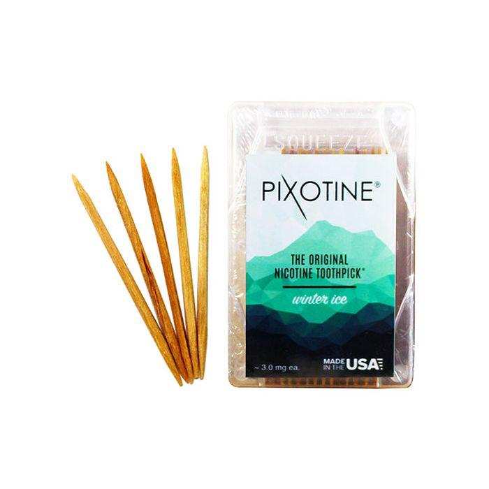 Pixotine Winter Ice Nicotine Toothpicks