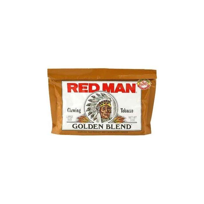 Red Man Golden Blend Chew