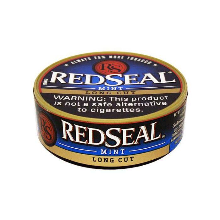 Red Seal Mint Long Cut