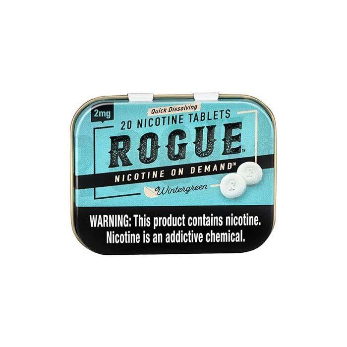 Rogue Wintergreen 2mg, Nicotine Tablets