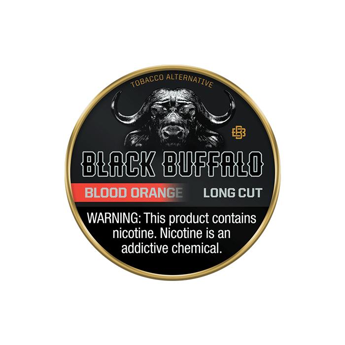 Black Buffalo Blood Orange Long Cut