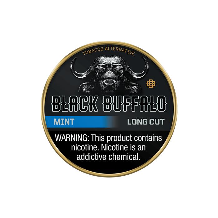 Black Buffalo Mint Long Cut