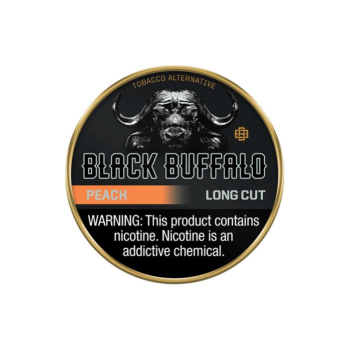 Black Buffalo Peach Long Cut