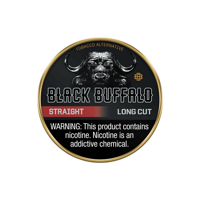 Black Buffalo Straight Long Cut