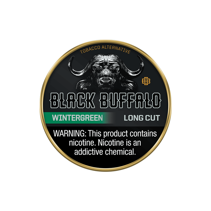 Black Buffalo Wintergreen Long Cut