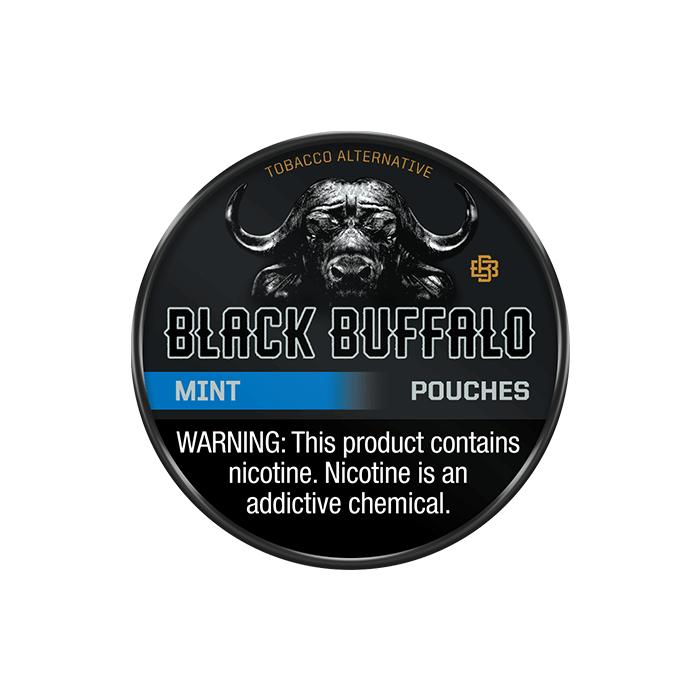 Black Buffalo Mint Nicotine Pouches