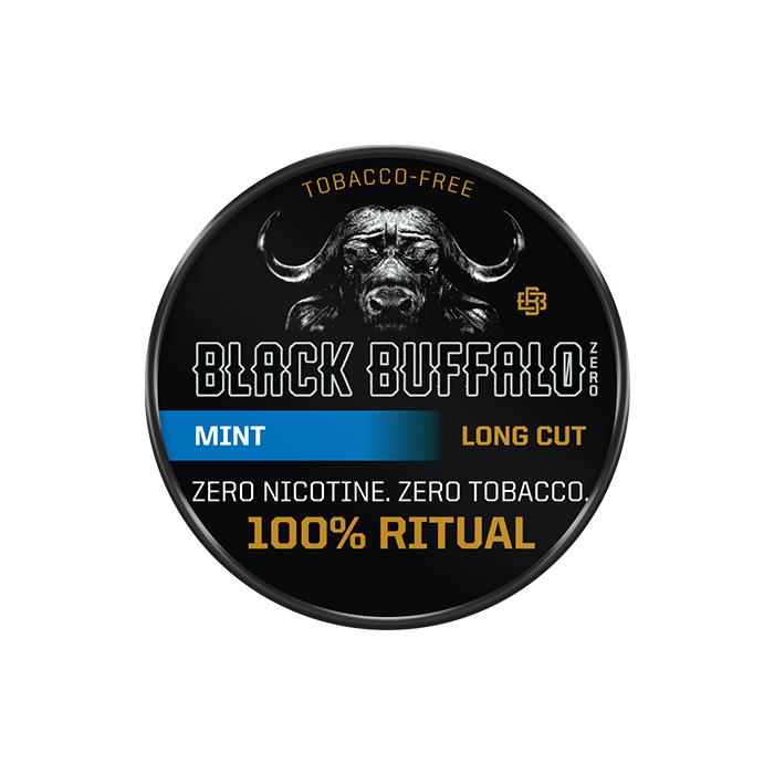 Black Buffalo Mint ZERO Long Cut