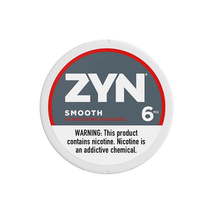 ZYN 6mg Smooth White Mini Portion