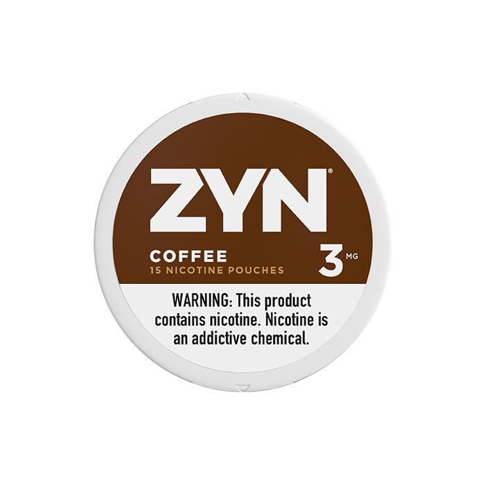 ZYN 3mg Coffee White Mini Portion