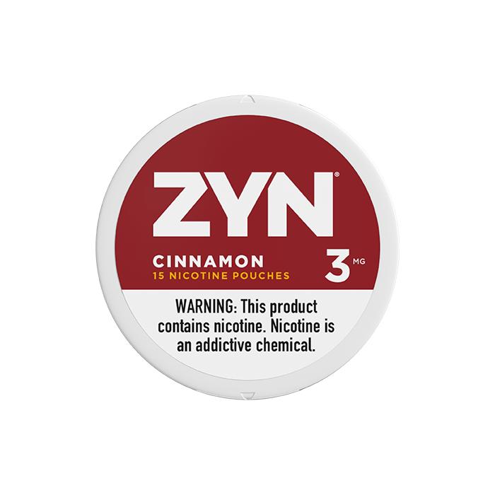 ZYN 3mg Cinnamon White Mini Portion