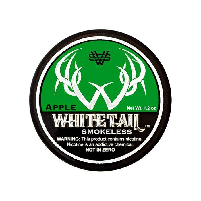 Whitetail Apple Full 12oz Long Cut
