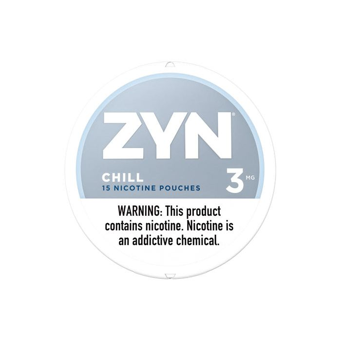 ZYN 3 Chill White Mini Portion