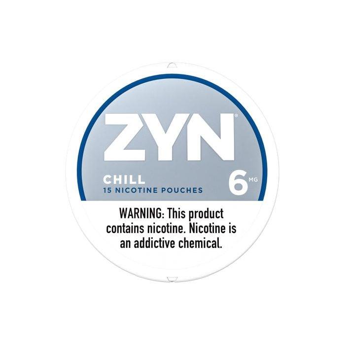 ZYN 6 Chill White Mini Portion