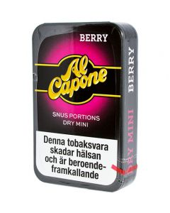 Al Capone Berry, 6+, Dry Mini White