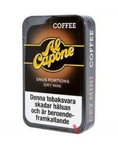 Al Capone Coffee, 6+, Dry Mini White