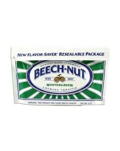 Beech-Nut Wintergreen Chew