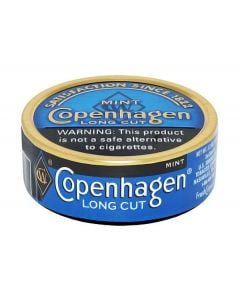 Copenhagen Mint Long Cut