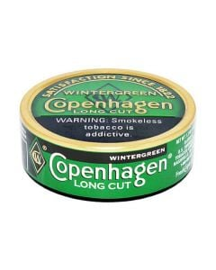 Copenhagen Wintergreen Long Cut