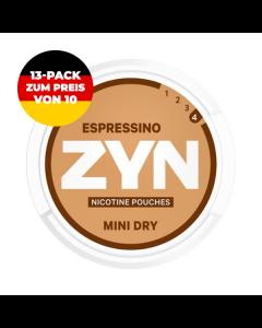 ZYN Mini Espressino 6mg Deutschland