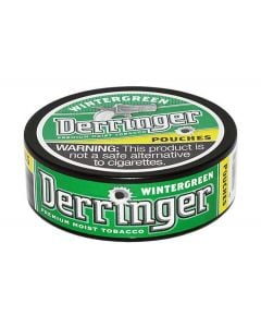 Derringer Wintergreen Pouches