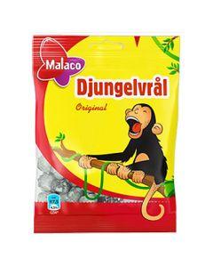 Malaco Djungelvrål Candy Bag