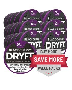 Value Pack Dryft 4mg Cinnamon