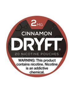 Dryft 2mg Cinnamon Mini Dry Nicotine Pouches