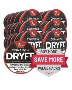 Value Pack Dryft 7mg Black Cherry