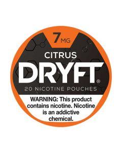 Dryft Black Cherry, 7mg, White Dry Mini