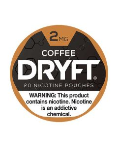 Dryft 2mg Coffee Mini Dry Nicotine Pouches