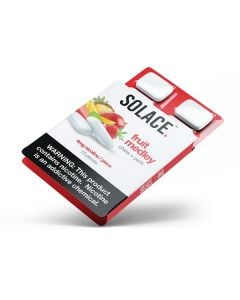 Solace 4mg Fruit Medley Gum