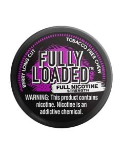 Fully Loaded Full Nicotine Strength Mint Chew