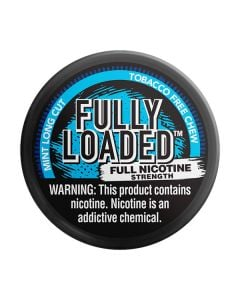Fully Loaded Full Nicotine Strength Classic Chew