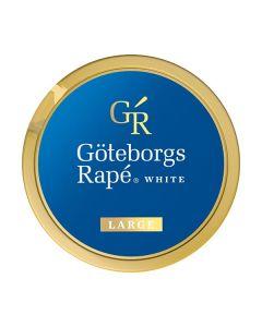 Göteborgs Rapé White Dry Chew Bags