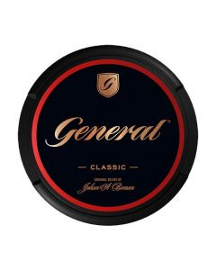 General Classic Portion Extra Strong Chewing Bags