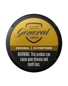 General Portion Snus