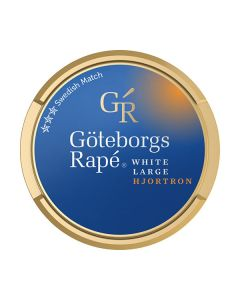 Göteborgs Rapé Hjortron White Portion Snus
