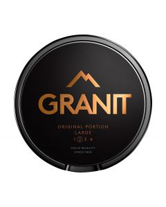 Granit Portion Snus