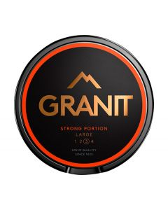 Granit Stark Strong Portion Snus
